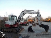 Takeuchi TB180 construction