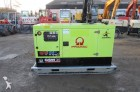 used Pramac generator construction