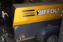 mezzo da cantiere compressore Atlas Copco
