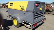 Atlas Copco QAX40Dd construction