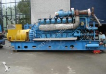 GE Jenbacher 612GS - 1067 KW - GAZ construction