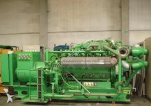 GE Jenbacher JW212 GSA construction