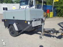 Ingersoll rand P260WD construction