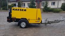 material de obra compresor Kaeser
