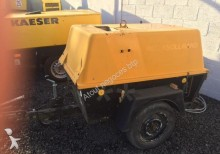 Ingersoll rand P100WD construction
