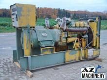 Mercedes generator construction