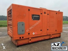 Volvo generator construction