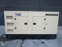 Doosan G 125 WCU *DOU* construction