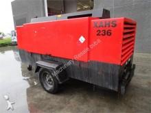 Atlas Copco XAHS 236 - N construction