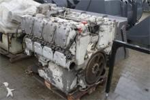 mezzo da cantiere Mercedes 2x MTU BA 837 BA-500 Motor - 483 kW