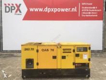 mezzo da cantiere Atlas Copco QAS 78 - 78 kVA Generator - DPX-10780