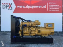 Caterpillar C18 - 605 kVA - DPX-10655 construction