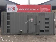 matériel de chantier Cummins QSX15-G8 - 500 kVA Generator - DPX-10783