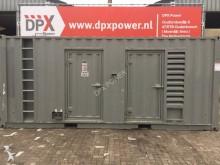 matériel de chantier Cummins QSX15-G8 - 500 kVA Generator - DPX-10782