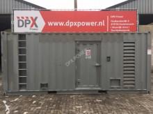 mezzo da cantiere Cummins QSX15-G8 - 500 kVA Generator - DPX-10784