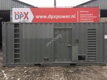 matériel de chantier Cummins QSX15-G8 - 500 kVA Generator - DPX-10785