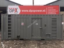 matériel de chantier Cummins QSX15-G8 - 500 kVA Generator - DPX-10788