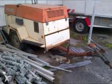 mezzo da cantiere compressore usato