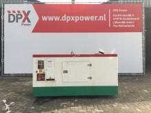 material de obra Iveco NEF45SM1 - 60 kVA Generator - DPX-10817