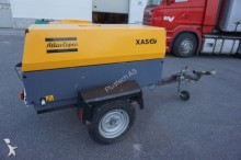Atlas Copco XAS 47 construction
