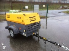 Atlas Copco XAS 87 KD construction