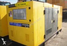 matériel de chantier groupe électrogène Kavakenki