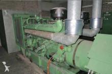 n/a MWM400 KVA Electric generator / Stromgenerator construction