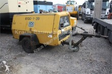 Ingersoll rand P 175 WD construction
