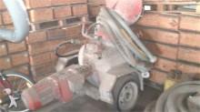 n/a Uelzener elektrische Estrichmaschine construction