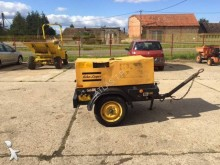 Atlas Copco XAS 36 construction