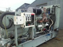used FG Wilson generator construction