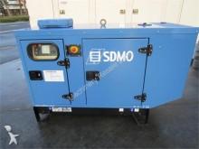 SDMO T 12 K construction