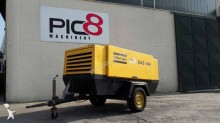 Atlas Copco XAS146DD construction