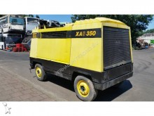 Atlas Copco XAS350DD construction
