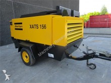Atlas Copco XATS 156 - N construction