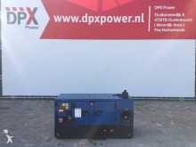 used Atlas Copco generator construction