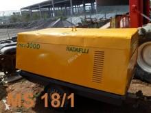 mezzo da cantiere compressore Radaelli usato