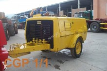 Atlas Copco XA 80 DD construction