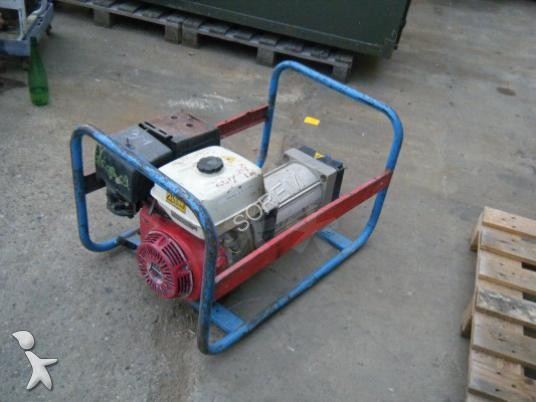 Mezzo da cantiere pramac gruppo elettrogeno usato n 1346857 for Gruppo elettrogeno honda usato