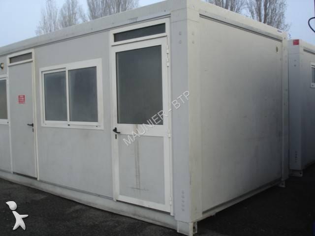 bungalow algeco 9m par 3m occasion n 1496673. Black Bedroom Furniture Sets. Home Design Ideas