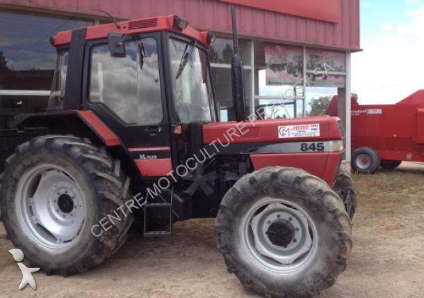 photos tracteur agricole case ih case ih 845 xl occasion 1380675. Black Bedroom Furniture Sets. Home Design Ideas