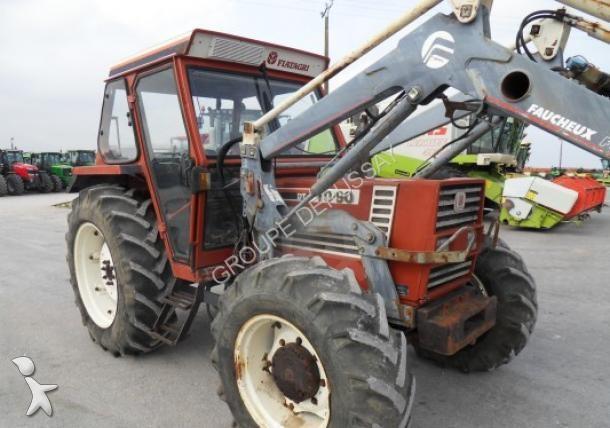photos tracteur agricole fiat tracteur agricole fiat 70 90 dt occasion 1386232. Black Bedroom Furniture Sets. Home Design Ideas