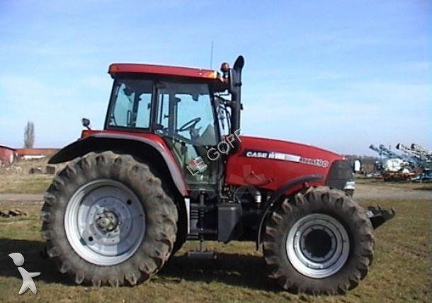 Tracteur agricole case ih mxm 190 occasion n 1413407 for Case agricole