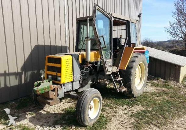 tracteur agricole renault 75 12 occasion n 1419441. Black Bedroom Furniture Sets. Home Design Ideas