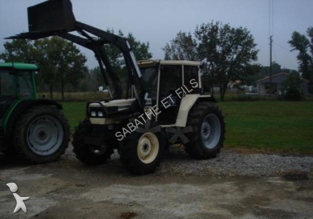 tracteur agricole lamborghini 774 80 grand prix occasion. Black Bedroom Furniture Sets. Home Design Ideas