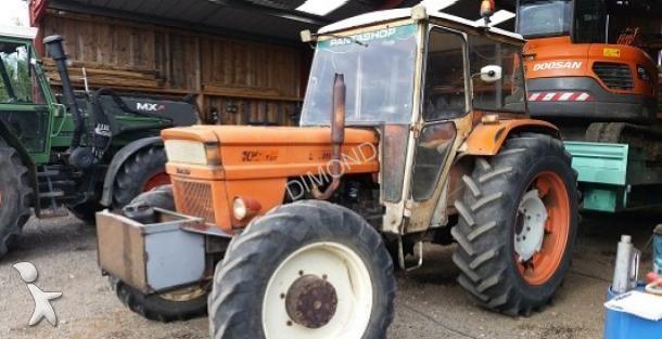 Tracteur someca occasion