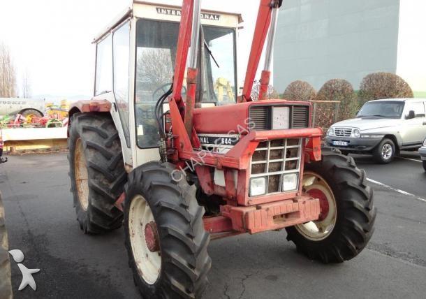 tracteur agricole case ih 644 occasion n 1533067. Black Bedroom Furniture Sets. Home Design Ideas