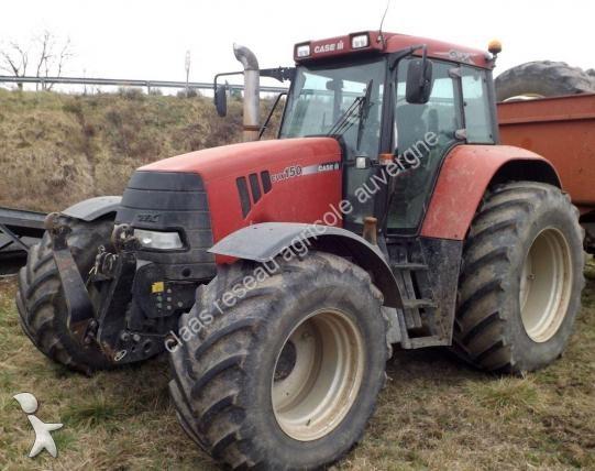 Tracteur agricole case ih cvx 150 relevage avant occasion for Case agricole