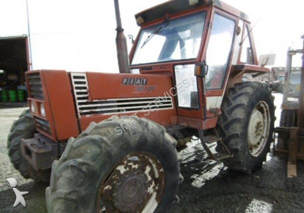 photos tracteur agricole fiat tracteur agricole fiat 980 dt occasion 1575264. Black Bedroom Furniture Sets. Home Design Ideas