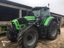 used Deutz-Fahr farm tractor
